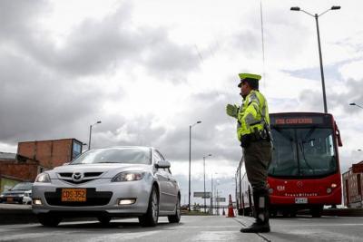 36 muertos en 155 accidentes durante el puente festivo