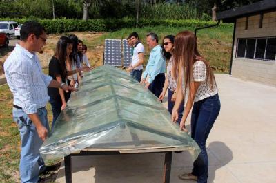 Con secadores solares mejorarían calidad de vida de población rural