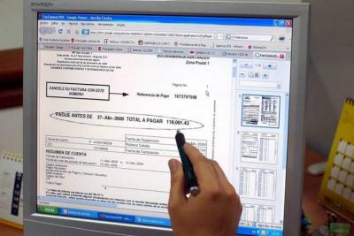 Dian ofrece servicio gratuito de facturación electrónica