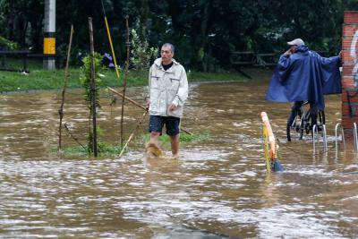 Gobierno mantiene atención en Arauca por temporada invernal