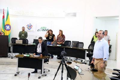 Invisbú presentó informe ante plenaria del Concejo