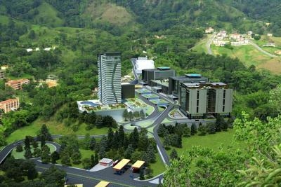 Las dos Zonas Francas de salud en Santander generan 2.594 empleos