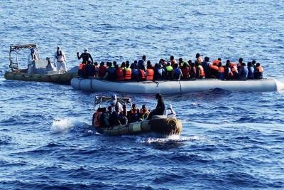 Más de 200 inmigrantes murieron en tres días en aguas del Mediterráneo