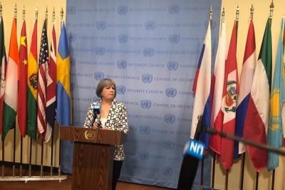 Presidenta de la JEP realiza visita a las Naciones Unidas