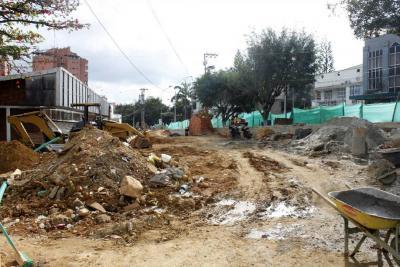 Alcaldía de Bucaramanga volvió a incumplir en entrega de renovaciones en la Plaza Guarín