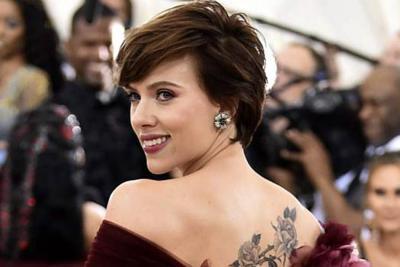 Scarlett Johansson protagonizará