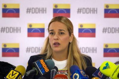 Tintori denuncia haber sido atacada por afines al Gobierno de Venezuela