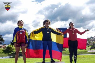 Carolina Ulloa y Sebastián Barrera serán olímpicos