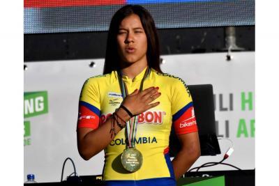Colombia, amo y señor de la pista