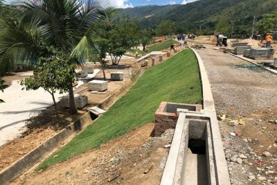 Construcción del parque Lineal Río de Oro llegó al 23% de avance: AMB