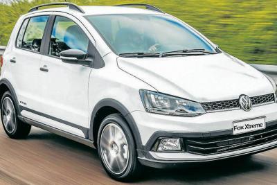 Aventurero y confiable, así es el nuevo Volkswagen Fox Xtreme
