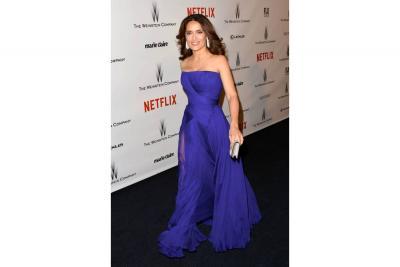 """Salma Hayek y Netflix unirán  fuerzas en la serie """"Monarca"""""""