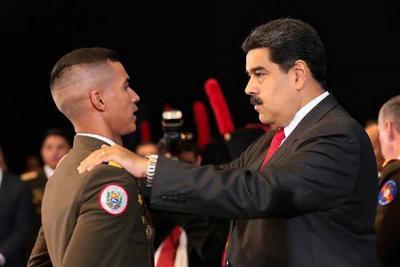Maduro rechaza posible intervención militar de E.E.U.U en Venezuela