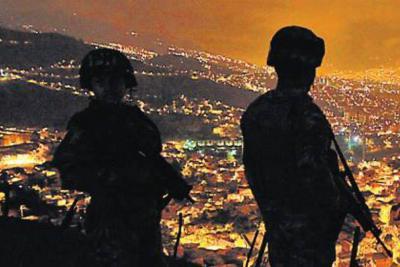 Balacera en un barrio de la comuna 13 alerta a Medellín
