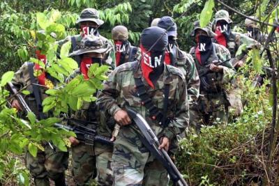 Eln niega ser responsable del asesinato de siete personas en Argelia, Cauca