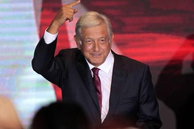 López Obrador se muestra conciliador aunque no renuncia al cambio radical