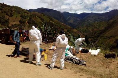 Tensión en el Cauca tras la masacre en Argelia