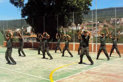 Jornada de incorporación local a la Policía Nacional