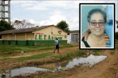 Profesora amenazada en San Pablo, sur de Bolívar, ya fue reubicada