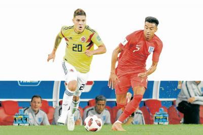 Seguir entre los mejores, el reto de la selección Colombia