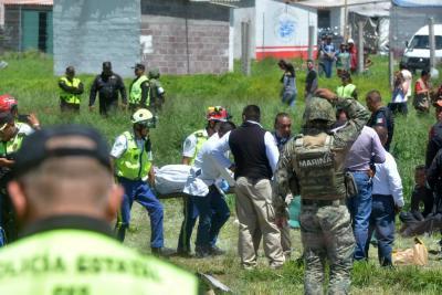 Al menos 24 muertos y 39 heridos en explosión de polvorín en centro de México