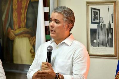 Duque insiste en que Colombia se debe retirar de Unasur