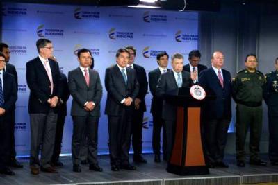 Por crímenes contra líderes sociales Gobierno convoca Comisión de Garantías