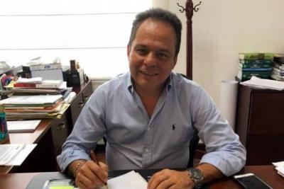 Renunció el secretario de infraestructura de la Gobernación, Mauricio Mejía Abello