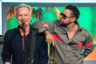 Sting y Shaggy inaugurarán el Movistar Arena de Bogotá