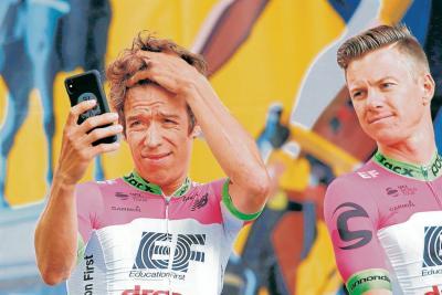 Nairo y 'Rigo', las principales cartas de Colombia en el Tour