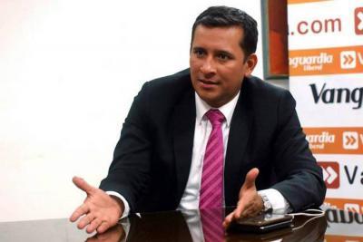 Nuevo proceso disciplinario contra exdirector del Indersantander, Camilo Rincón