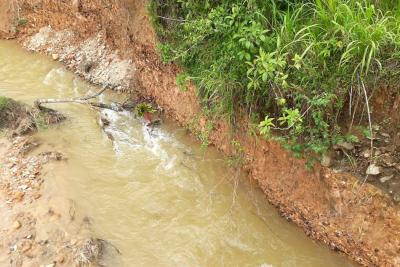 Procuraduría advirtió irregularidades en   manejo de título mineros en río Mogoticos
