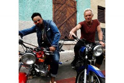 Sting y Shaggy harán concierto en Colombia