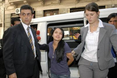 En un mes se definirá condena para la exesposa de David Murcia