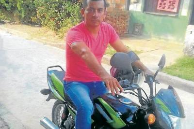 Joven está en UCI por agresión tras choque en Barrancabermeja