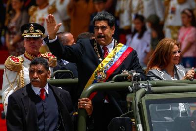 """Supremo venezolano """"en exilio"""" acordó audiencia contra Maduro"""