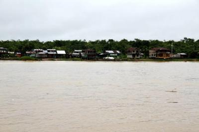 Secuestradas seis personas en Chocó