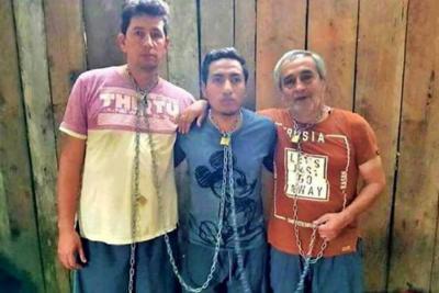 Capturado presunto custodio de periodistas ecuatorianos