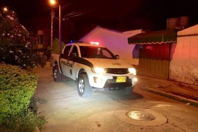 Inició ofensiva de la Policía contra el delito en Socorro
