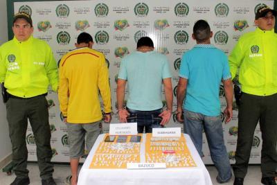 Policía capturó a alias 'Tupa', un reconocido delincuente en Lebrija