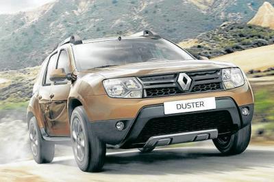 Renault Duster, la todoterreno con estilo fuerte y moderno