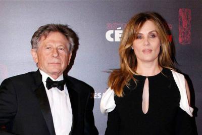 Seigner rechaza entrar en Academia de Hollywood que echó a su marido Polanski