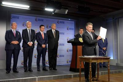 'Clan del Golfo' iniciará proceso de sometimiento a la justicia: Santos