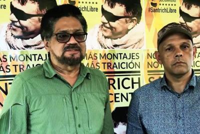 """""""La Paz está atravesando una turbulencia"""": Iván Márquez"""