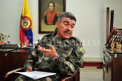 General Torres Escalante, vinculado con 'falsos positivos' acudirá a audiencia en la JEP