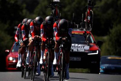 Nairo perdió tiempo y Urán es décimo en el Tour de Francia