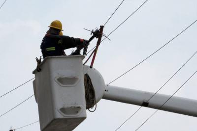 Suspenderán energía para seis municipios