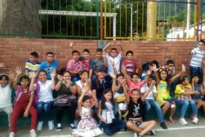 Villa de San Carlos se unió a la 'Semana Ambiental'