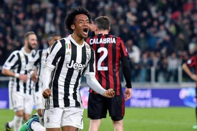 Cuadrado, el primer 'perjudicado' por arribo de Cristiano a la Juventus
