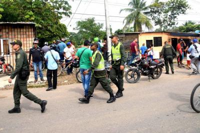 Alerta en Barrancabermeja por segundo atentado con granada de fragmentación